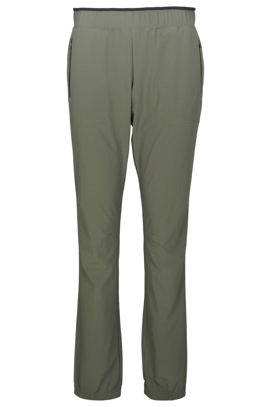 Macpac Hike Tight Pertex® Softshell Pants — Women's, Deep Lichen Green, hi-res
