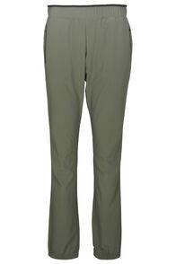 Macpac Women's Hike Tight Pertex® Softshell Pants, Deep Lichen Green, hi-res