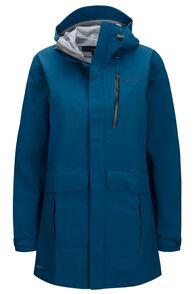 Macpac Women's Copland Pertex® Raincoat, Poseidon, hi-res
