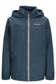 Macpac Pack-It-Jacket — Kids', Midnight Navy, hi-res