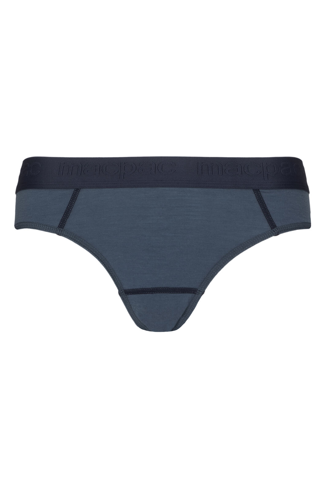 Macpac 180 Merino Brief — Women's, Orion Blue, hi-res