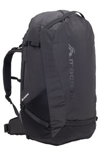 Exchange 62L Duffel, Black, hi-res