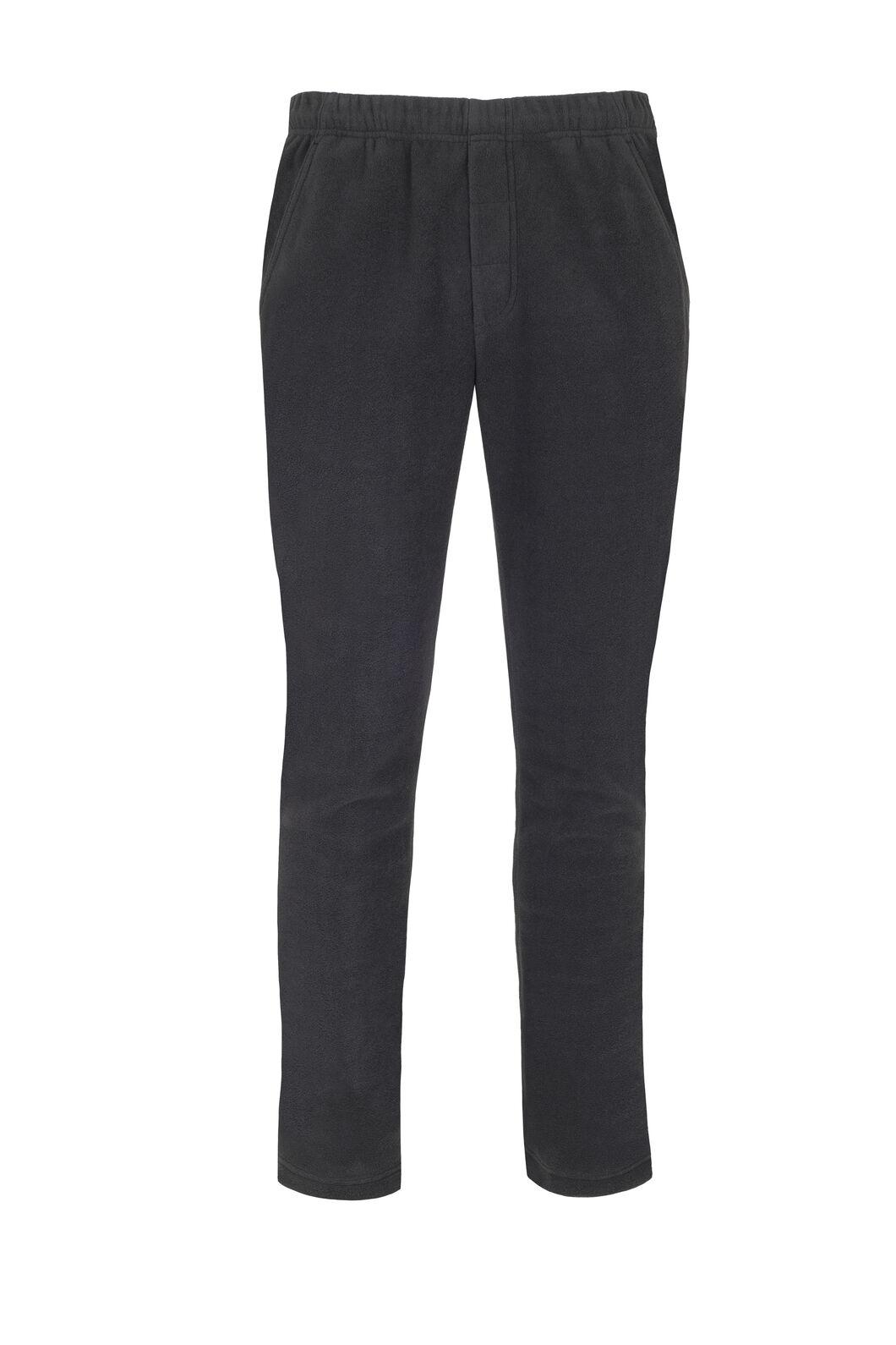 Macpac Kea Polartec® Micro Fleece® Pants — Men's, Black, hi-res