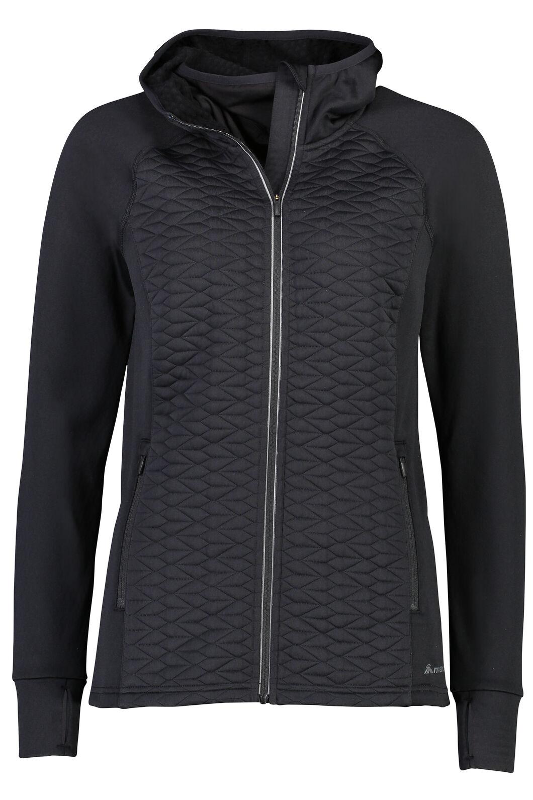 Macpac Blitz Jacket - Women's, Black, hi-res