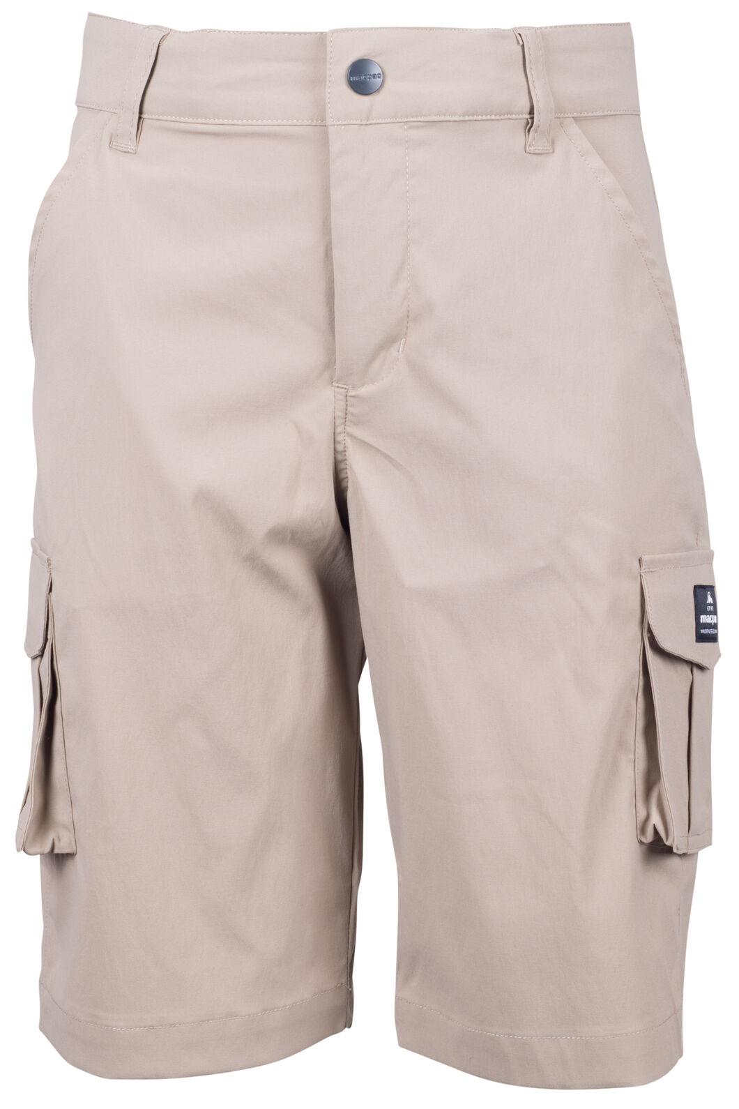 Macpac Lil Drifter Shorts - Kids', Chinchilla, hi-res
