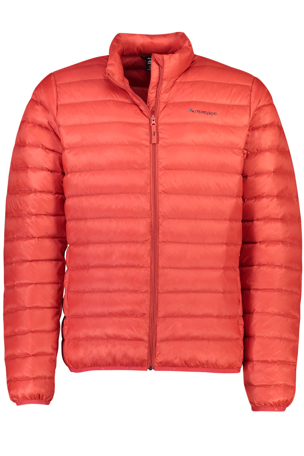 Macpac Uber Light Down Jacket - Men's, Pompeian, hi-res