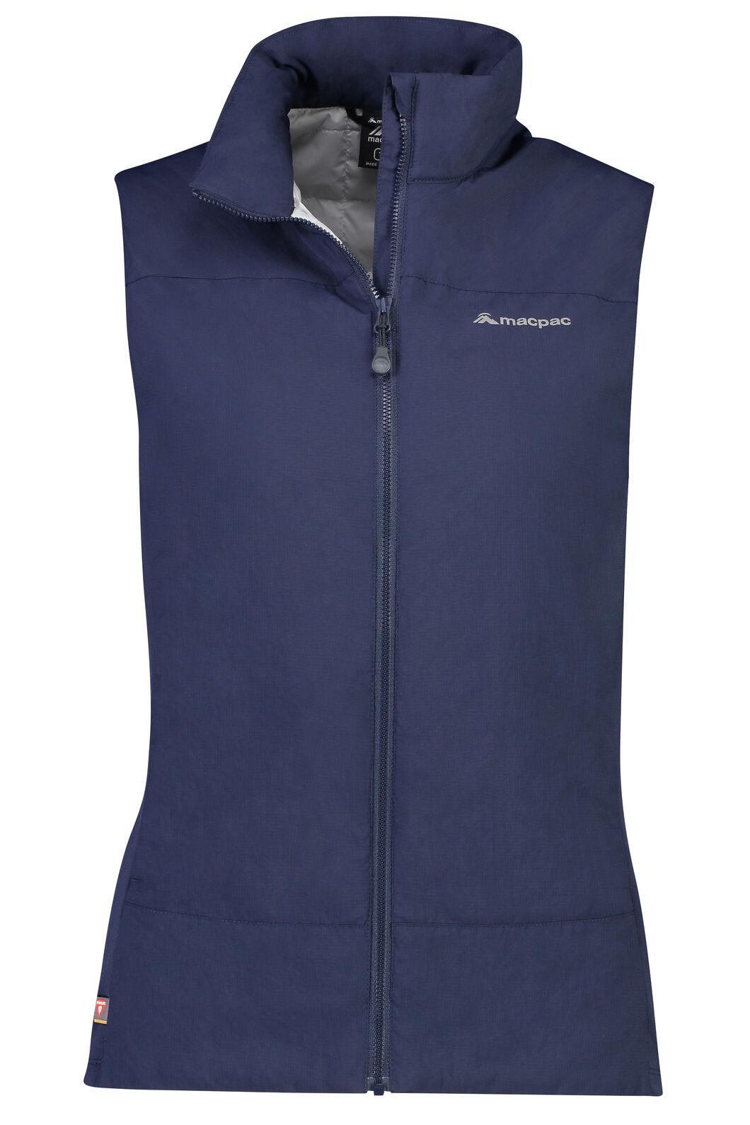Ethos PrimaLoft® Vest - Women's, Black Iris, hi-res