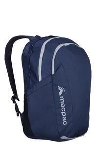 Macpac Kudos 23L Backpack, Black Iris, hi-res