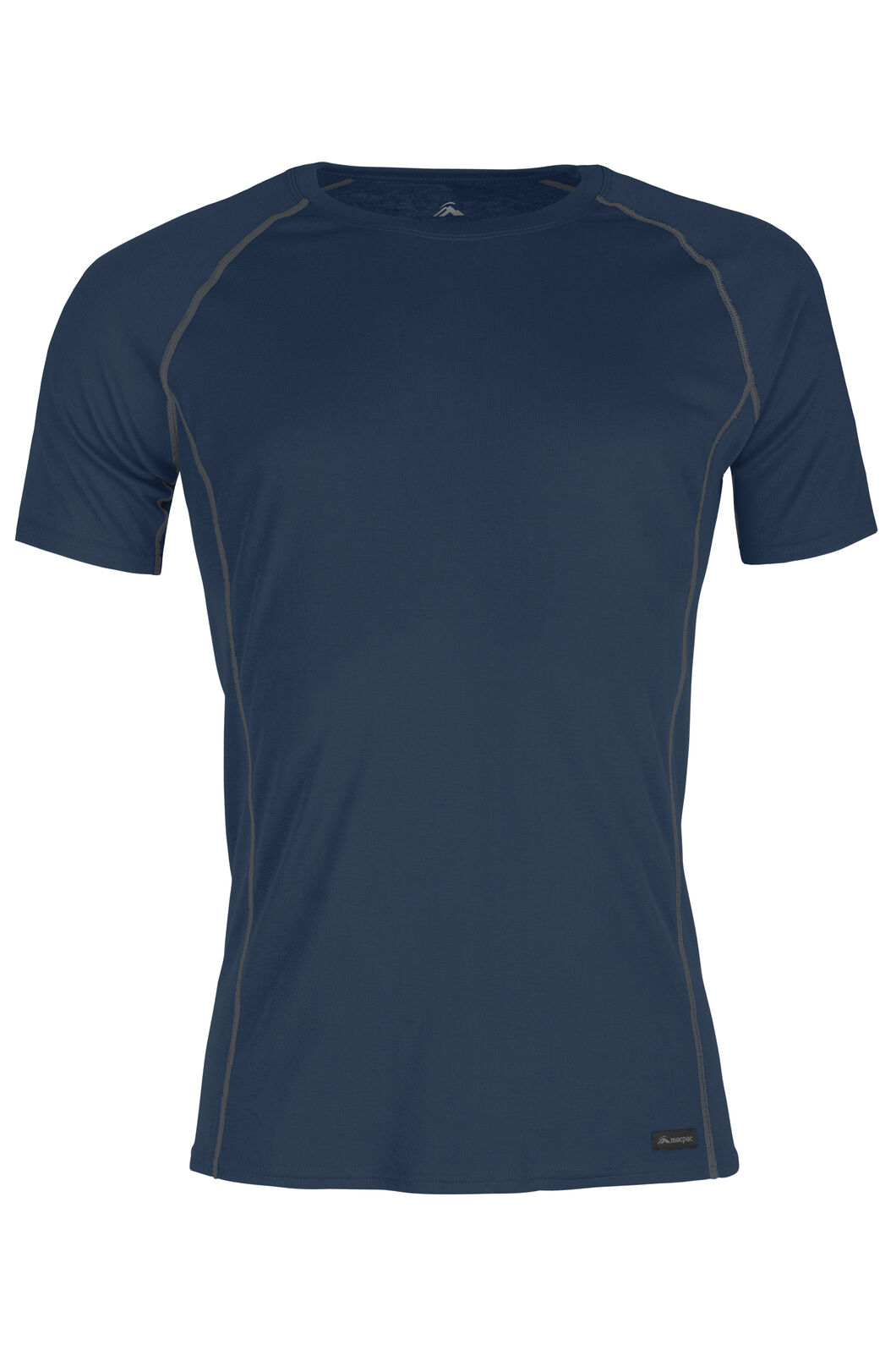 Geothermal Short Sleeve Top - Men's, Carbon, hi-res