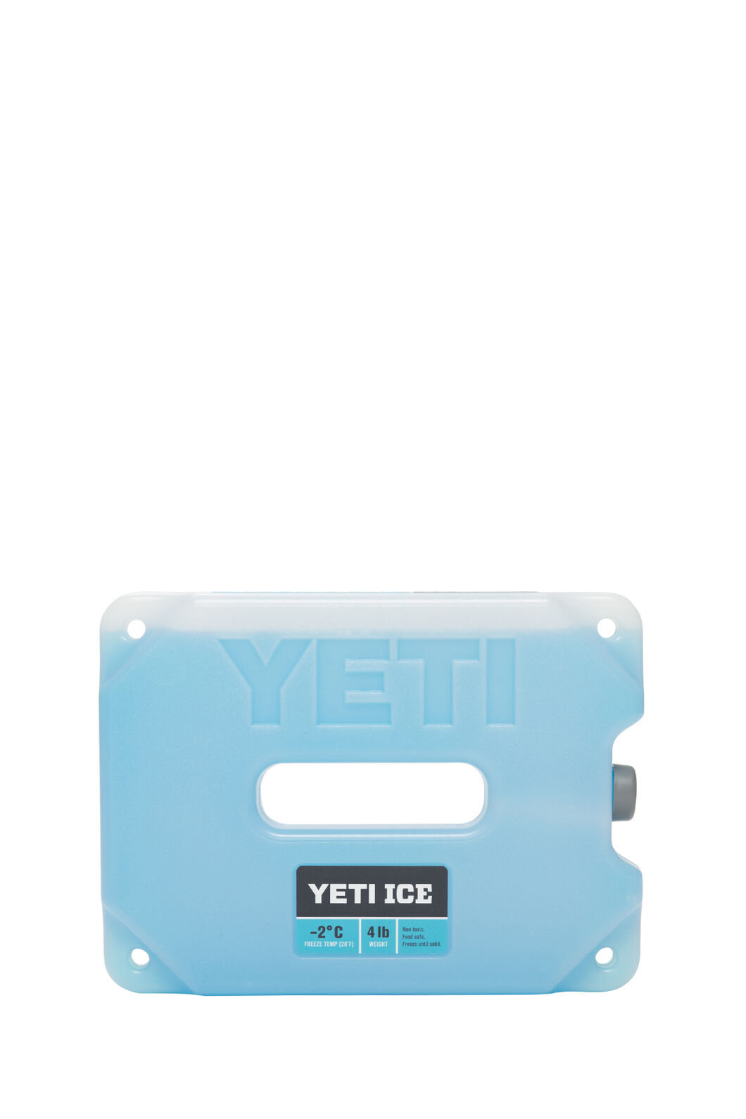 Yeti Ice Brick — 4LB, None, hi-res