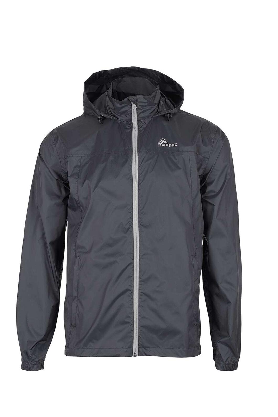 Macpac Pack-It-Jacket — Unisex, Black, hi-res