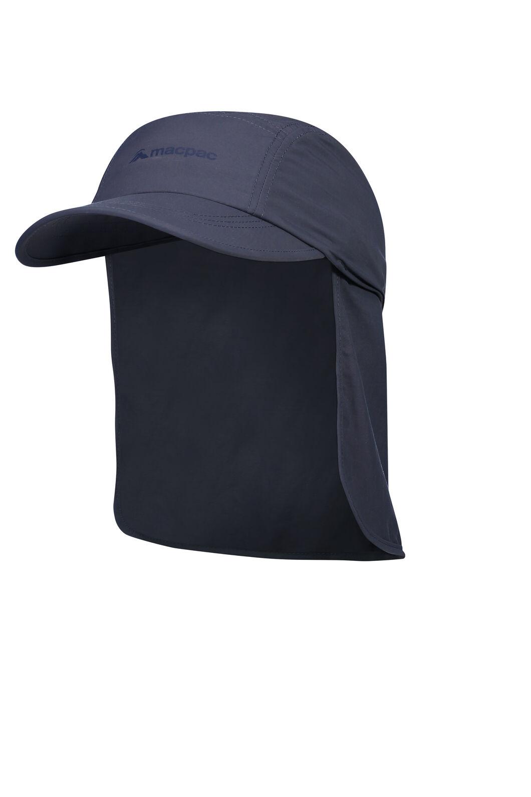 Macpac Legionnaire Hat, Navy, hi-res