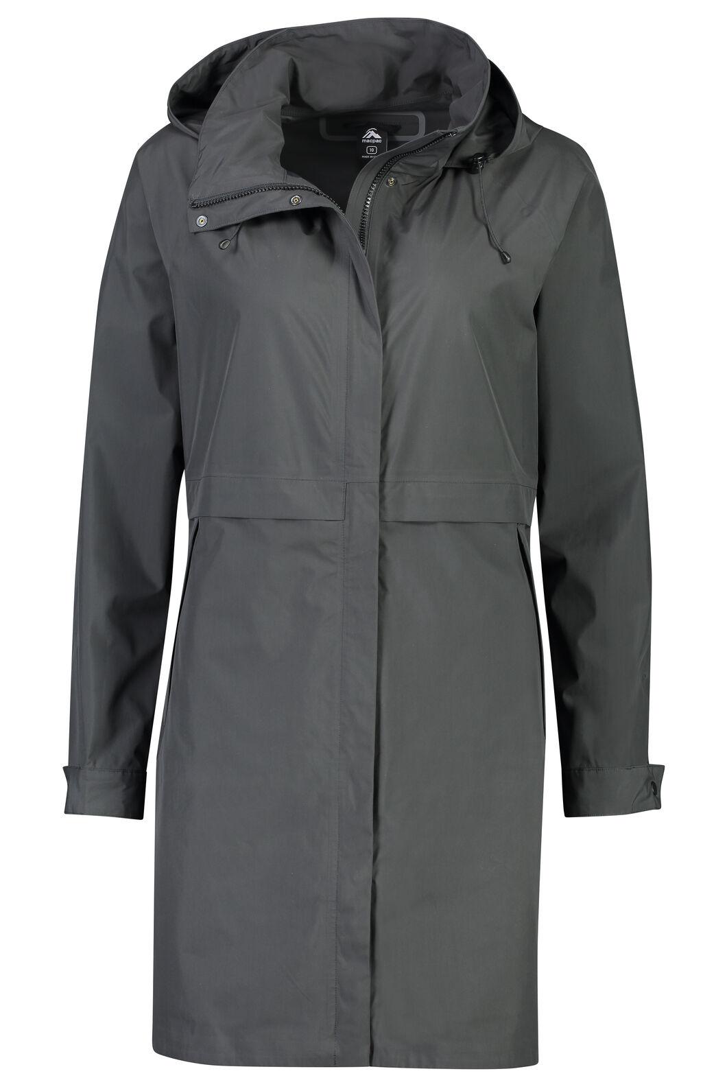 Macpac Incognito Rain Jacket - Women's, Black, hi-res