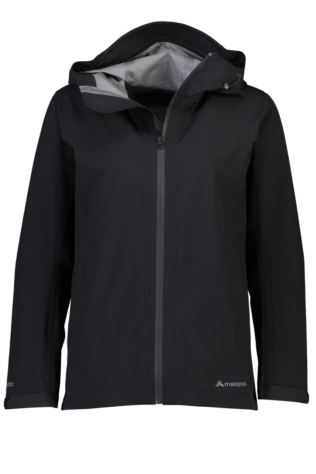Dispatch Rain Jacket - Women's, Black, hi-res