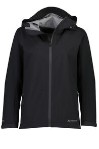 Macpac Dispatch Rain Jacket - Women's, Black, hi-res