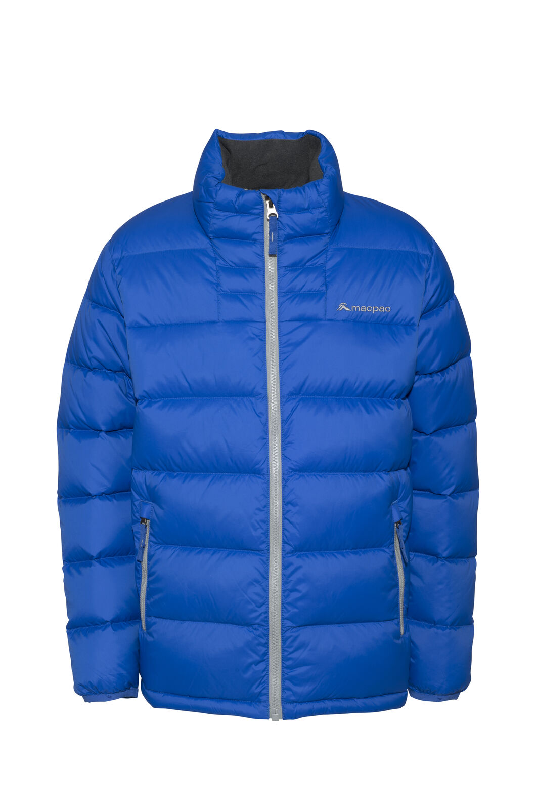 Macpac Atom Down Jacket — Kids', Nautical Blue, hi-res