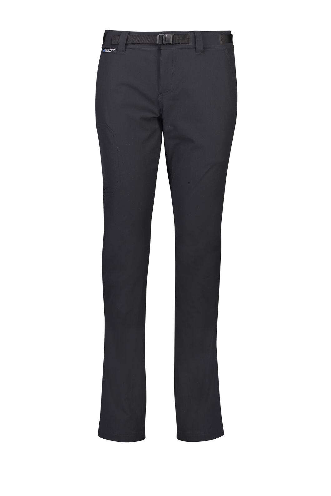 Macpac Trekker Pertex Equilibrium® Softshell Pants - Women's, Black, hi-res