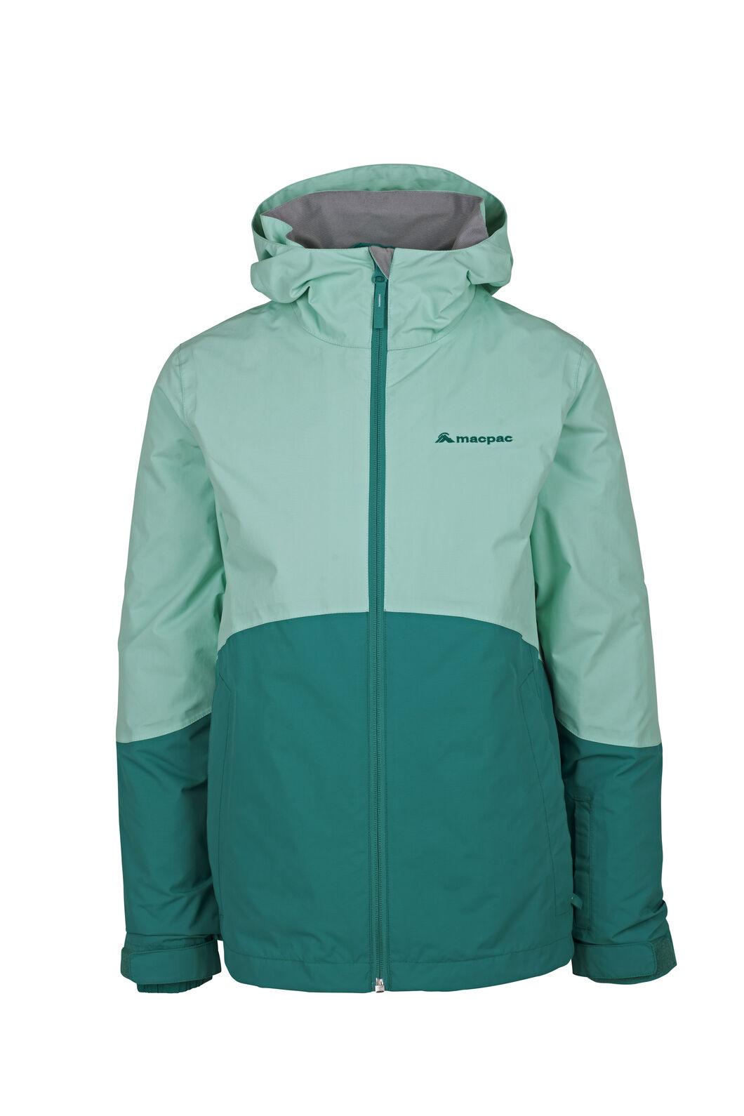 Macpac Snowdrift 3-in-1 Ski Jacket, Ocean Wave, hi-res