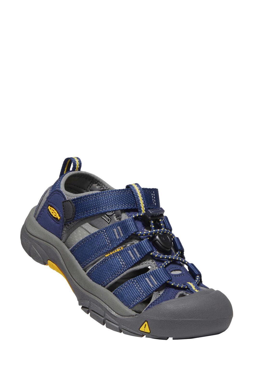 KEEN Newport H2 Sandals — Youth, Navy/Grey, hi-res