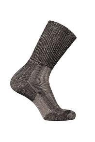 Winter Hiker Socks, Black, hi-res