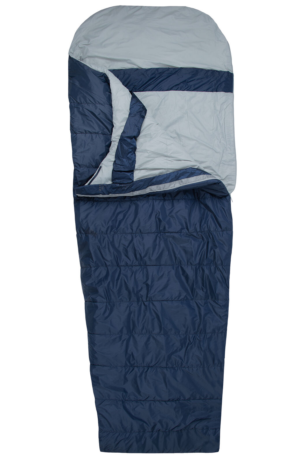 Macpac Roam 150 Extra Large Synthetic Sleeping Bag, Black Iris, hi-res