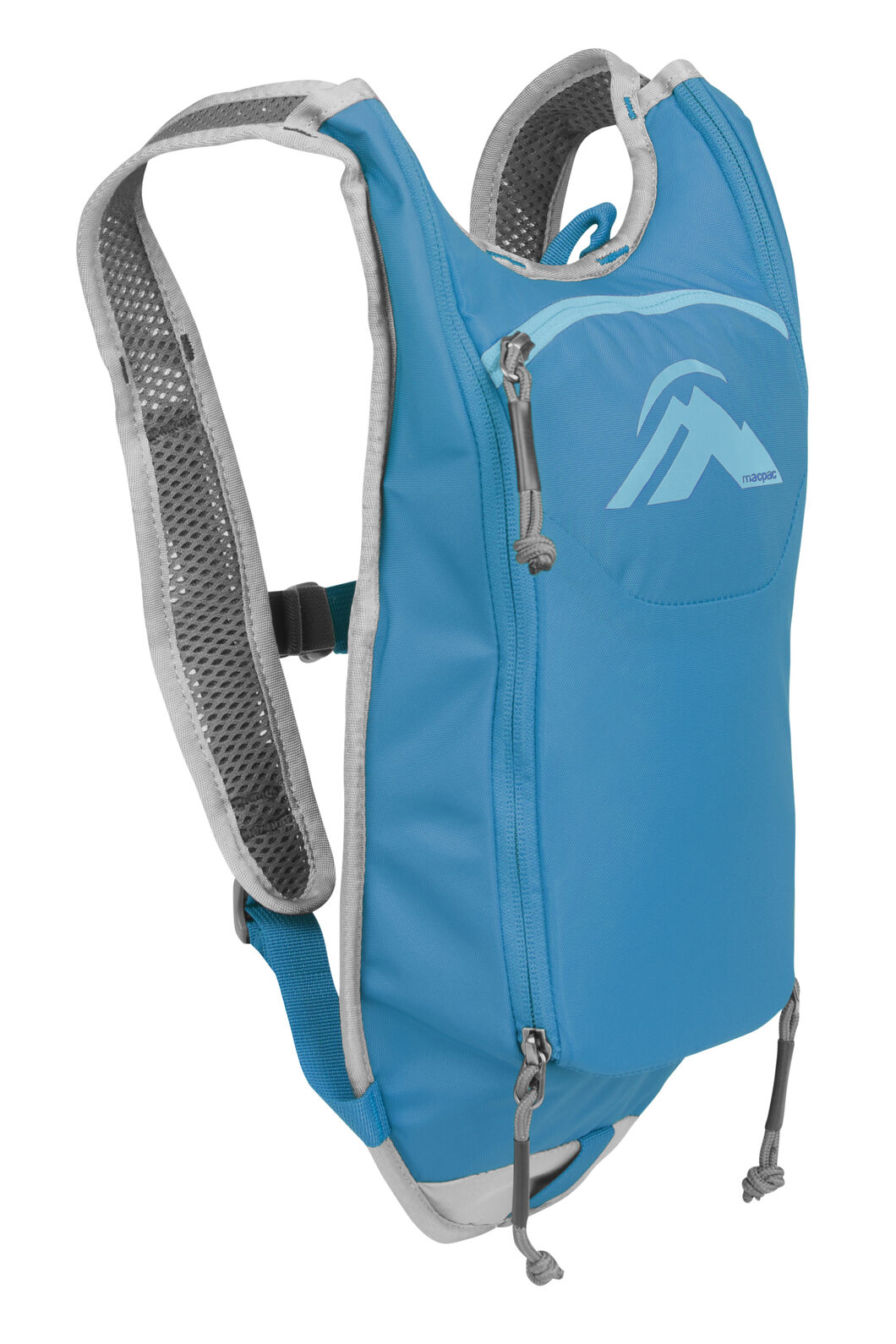 Macpac Milli-Amp H2O 1L Hydration Pack, Enamel Blue, hi-res