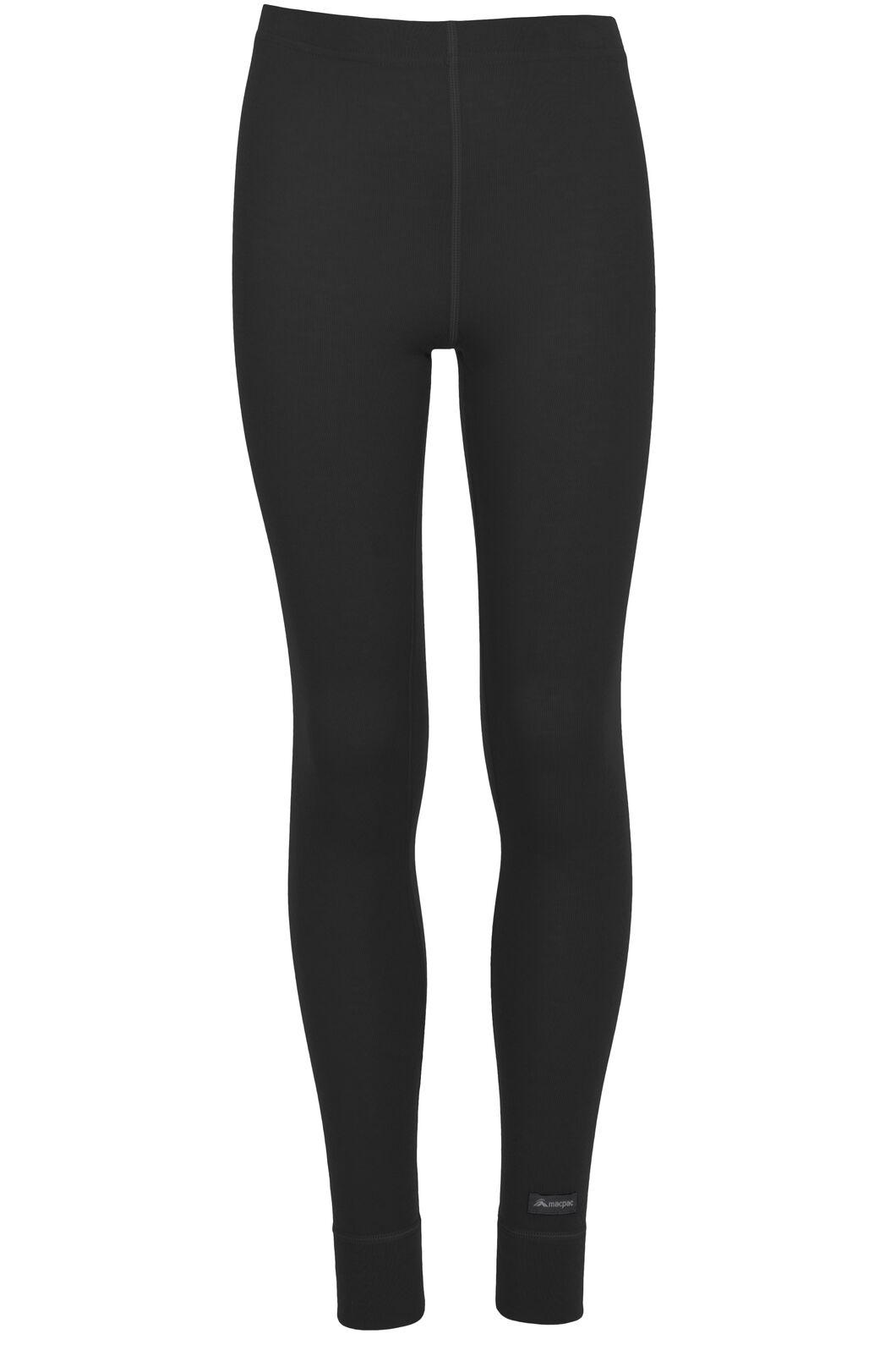 Macpac Geothermal Pants - Kids', Black, hi-res