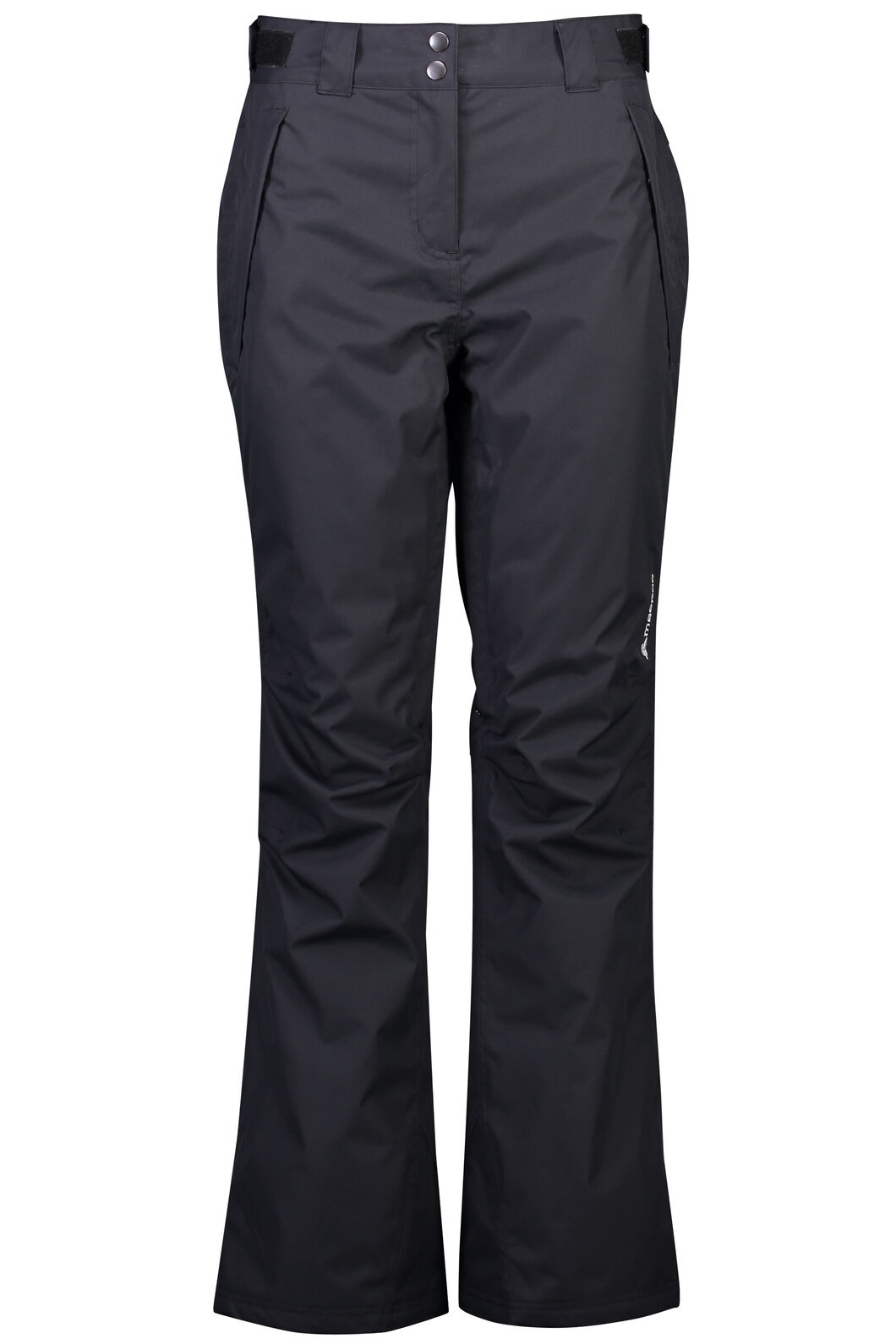 Macpac Powder Reflex™ Ski Pants — Women's, Black, hi-res