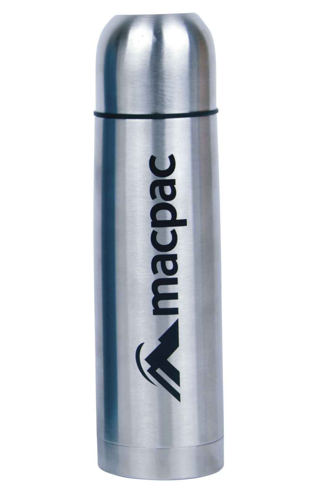 Macpac Stainless Steel Flask 750mL, Silver Alloy, hi-res