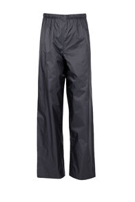 Macpac Jetstream Reflex™ Rain Pants — Women's, Black, hi-res
