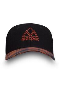 Macpac Porters Vintage Cap, Picante/Orange Flame, hi-res