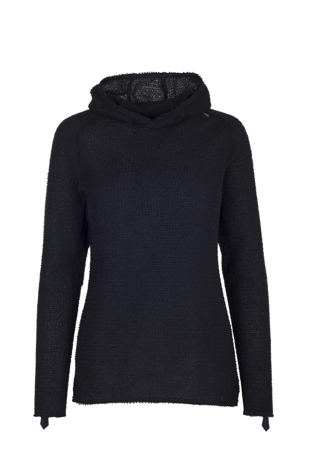 Macpac Nitro Polartec® Alpha® Pullover — Women's, Black, hi-res