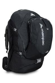 Macpac Gemini AzTec® 75L Travel Backpack, Black, hi-res
