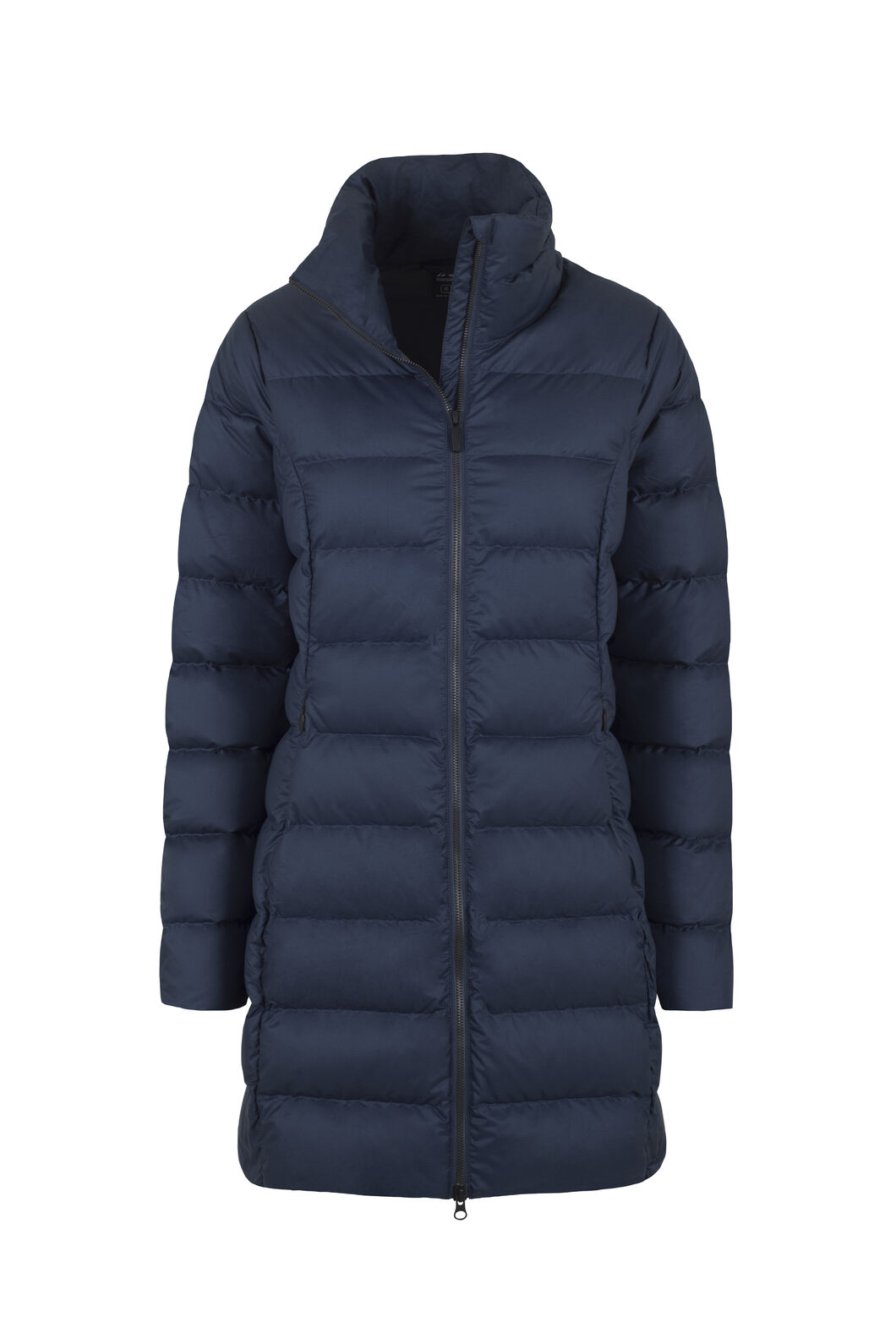 Macpac Demi Down Coat - Women's, Black Iris, hi-res