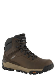Hi-Tec Altitude Infinity AL Mid WP Hiking Boots — Men's, Dark Chocolate/Taupe/Black, hi-res