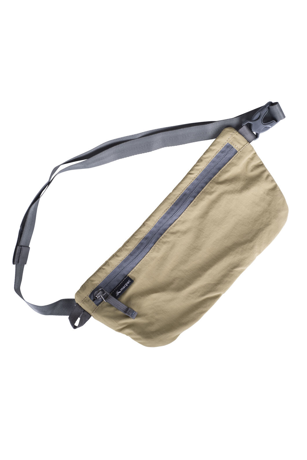 Macpac Lightweight Money Belt, Tan, hi-res