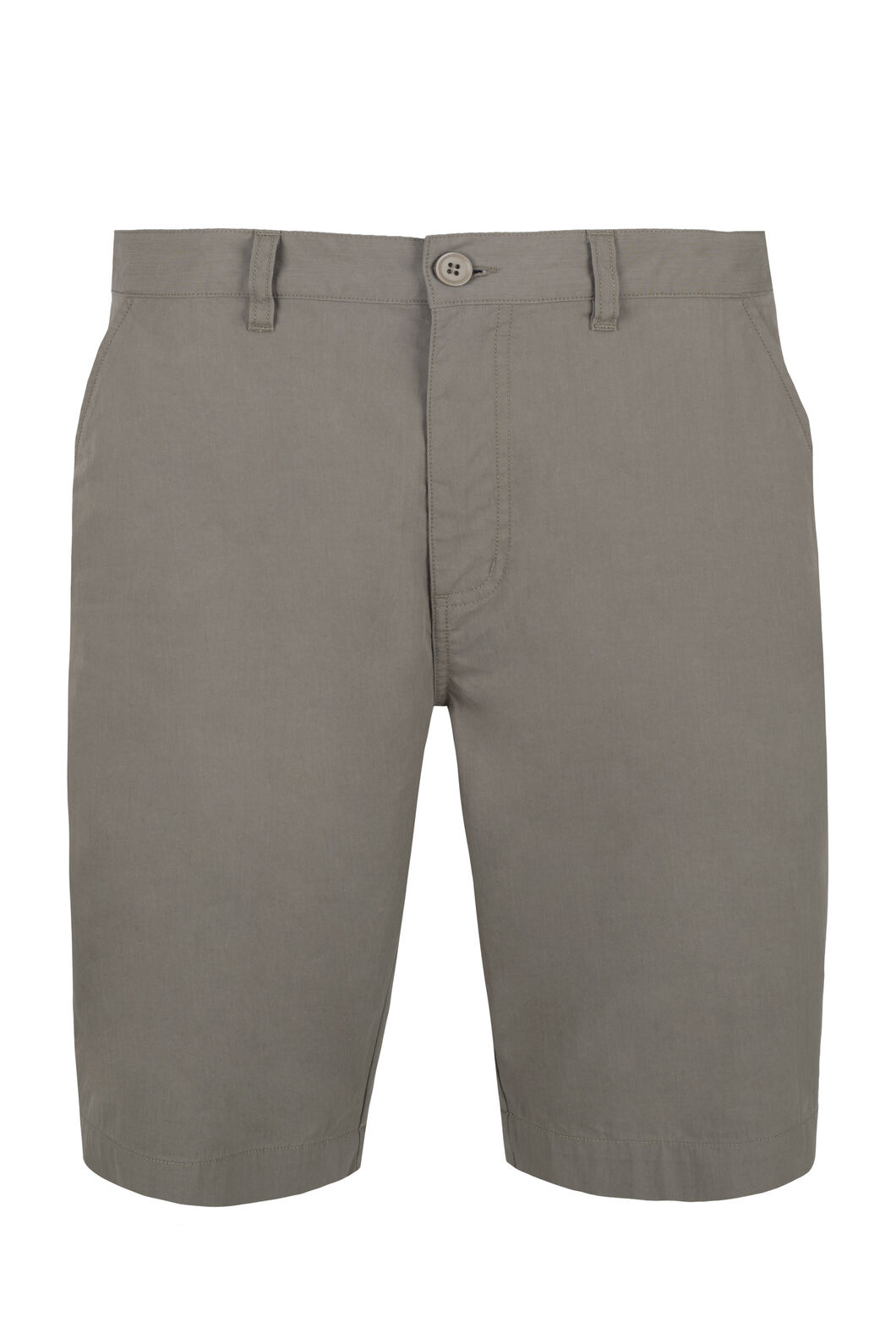 Macpac Kelburn Shorts - Men's, Lead Grey, hi-res