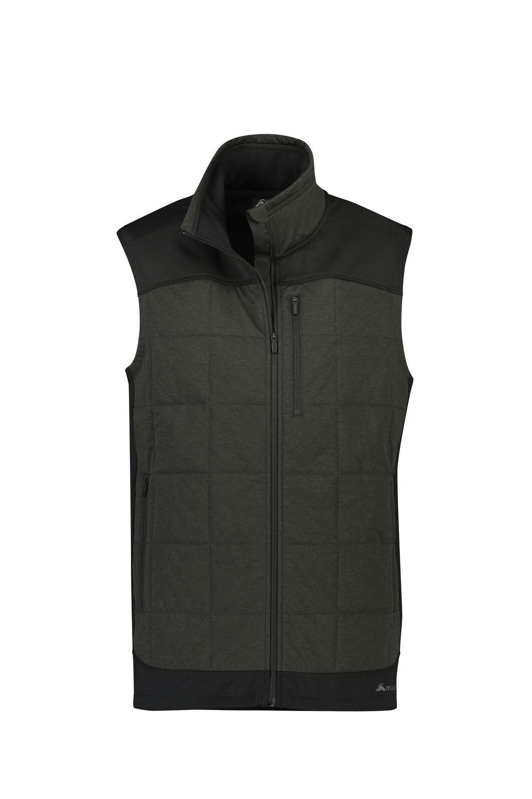 Macpac Accelerate PrimaLoft® Vest - Men's, Black, hi-res