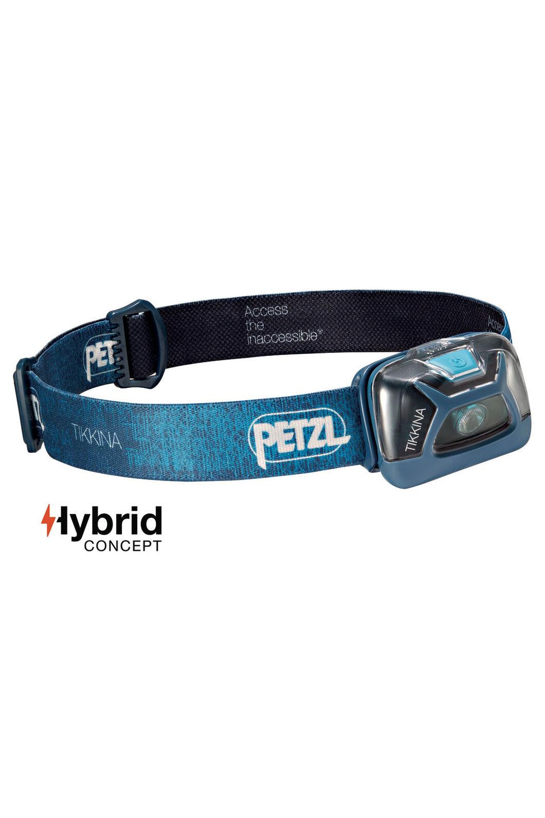 Petzl Tikkina 2017, Blue, hi-res