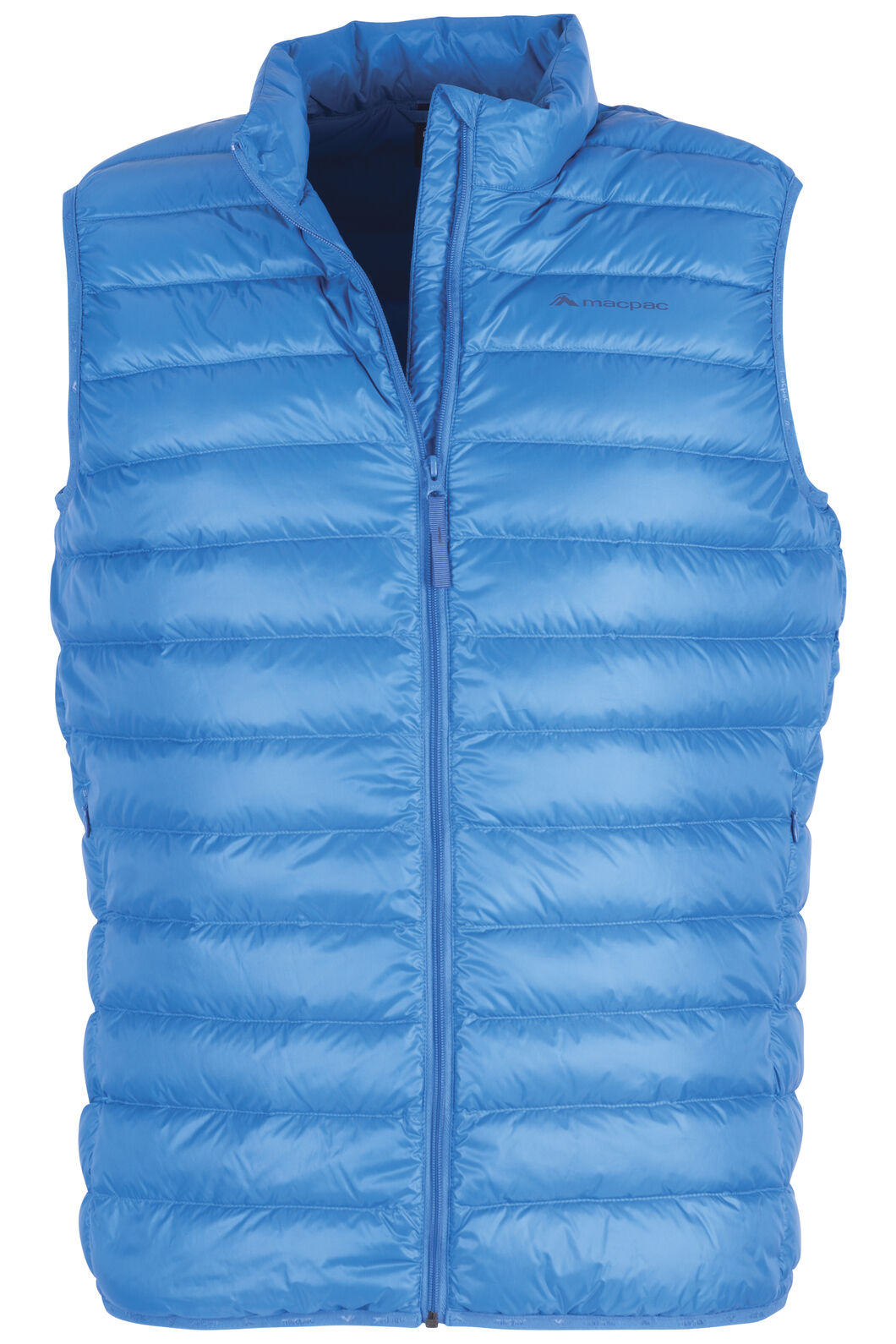 Uber Light Down Vest - Men's, Imperial Blue, hi-res