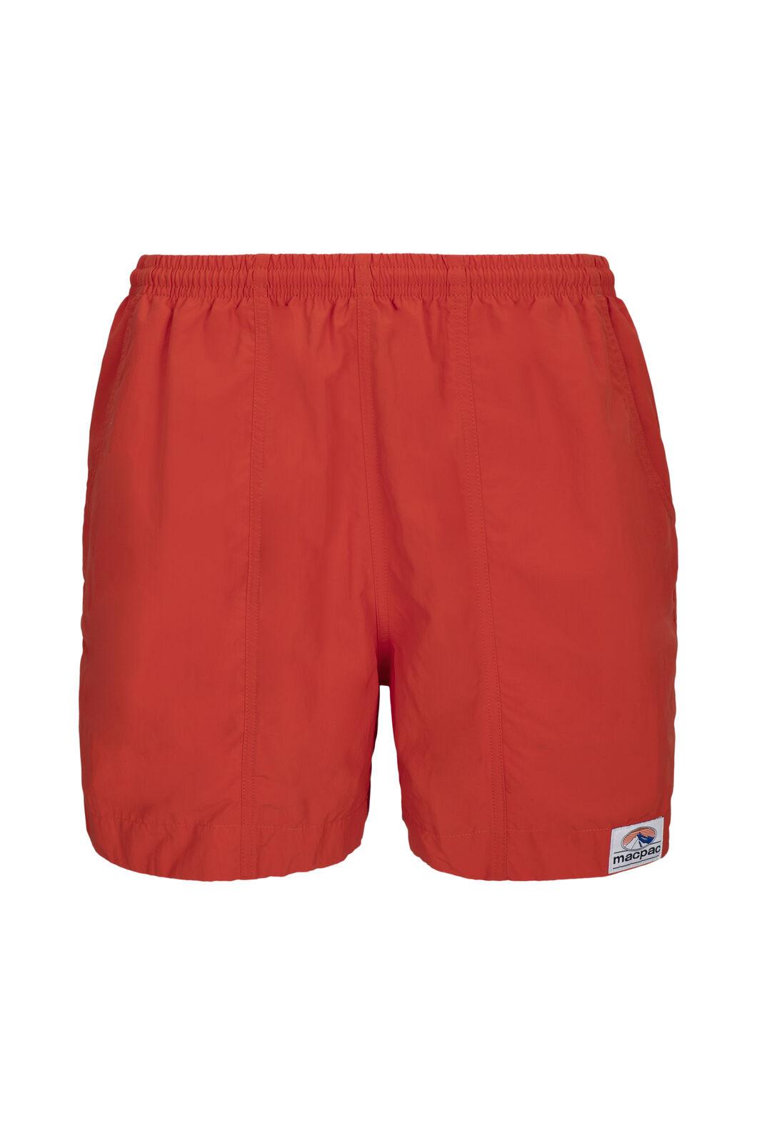 Macpac Winger Shorts — Men's, Pureed Pumpkin, hi-res