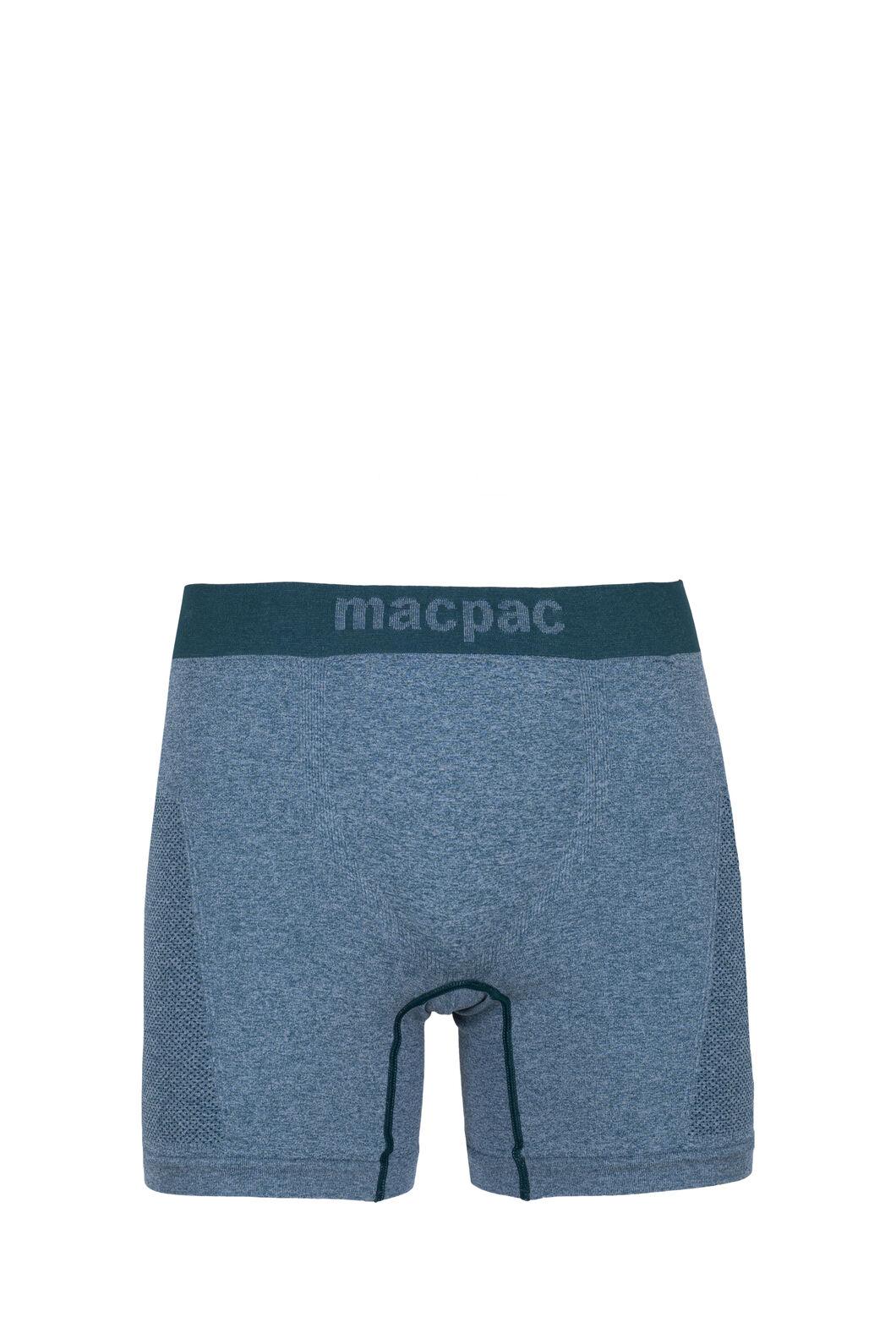 Macpac Limitless Boxer - Men's, Atlantic Deep, hi-res