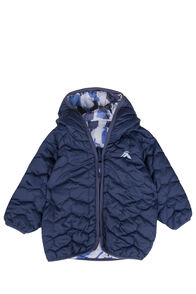 Macpac Pulsar Hooded PrimaLoft® Jacket — Baby, Black Iris, hi-res