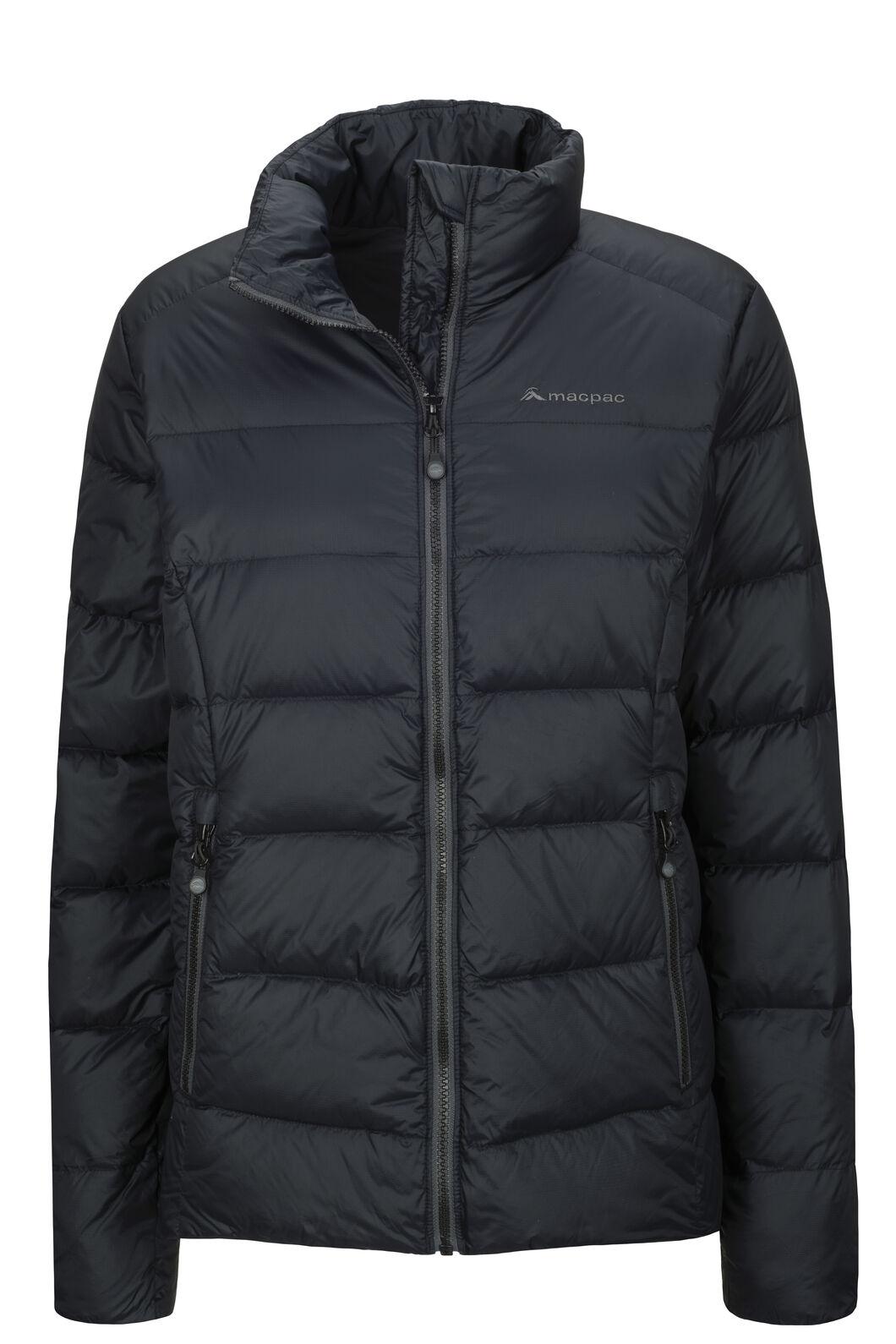 Macpac Sundowner HyperDRY™ Down Jacket — Women's, Black, hi-res