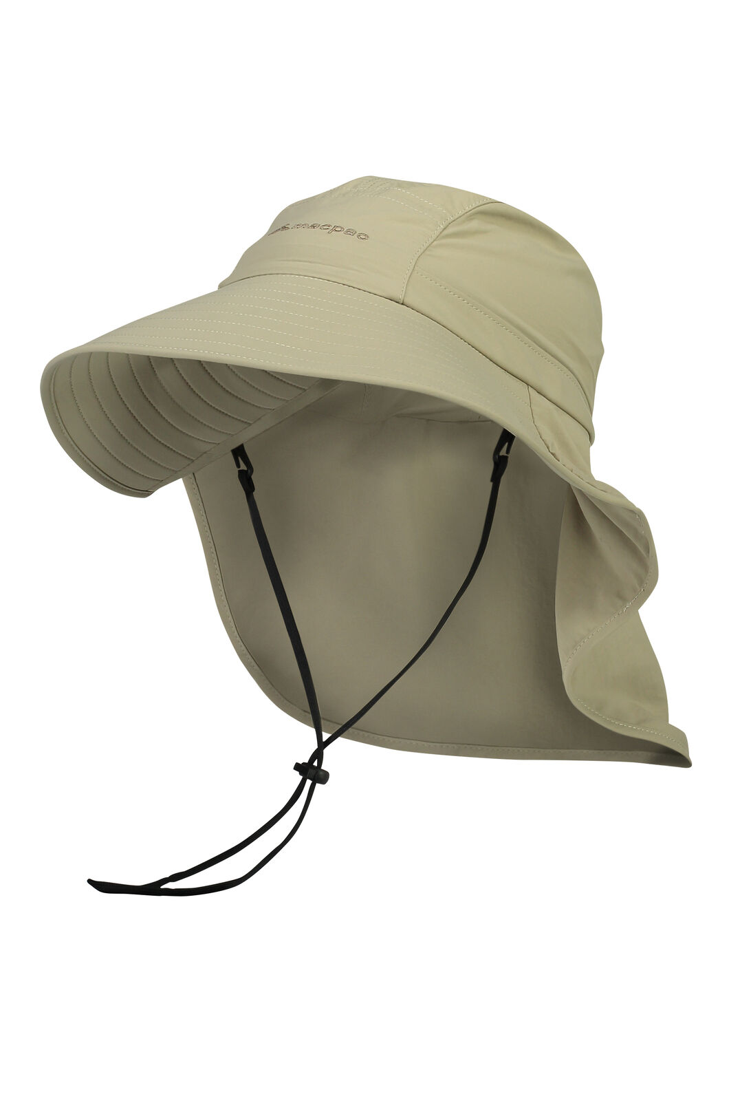 Macpac Encompass Hat, Khaki, hi-res
