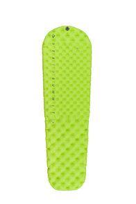 Sea to Summit Comfort Light Insulated Sleeping Mat — Regular, Green, hi-res