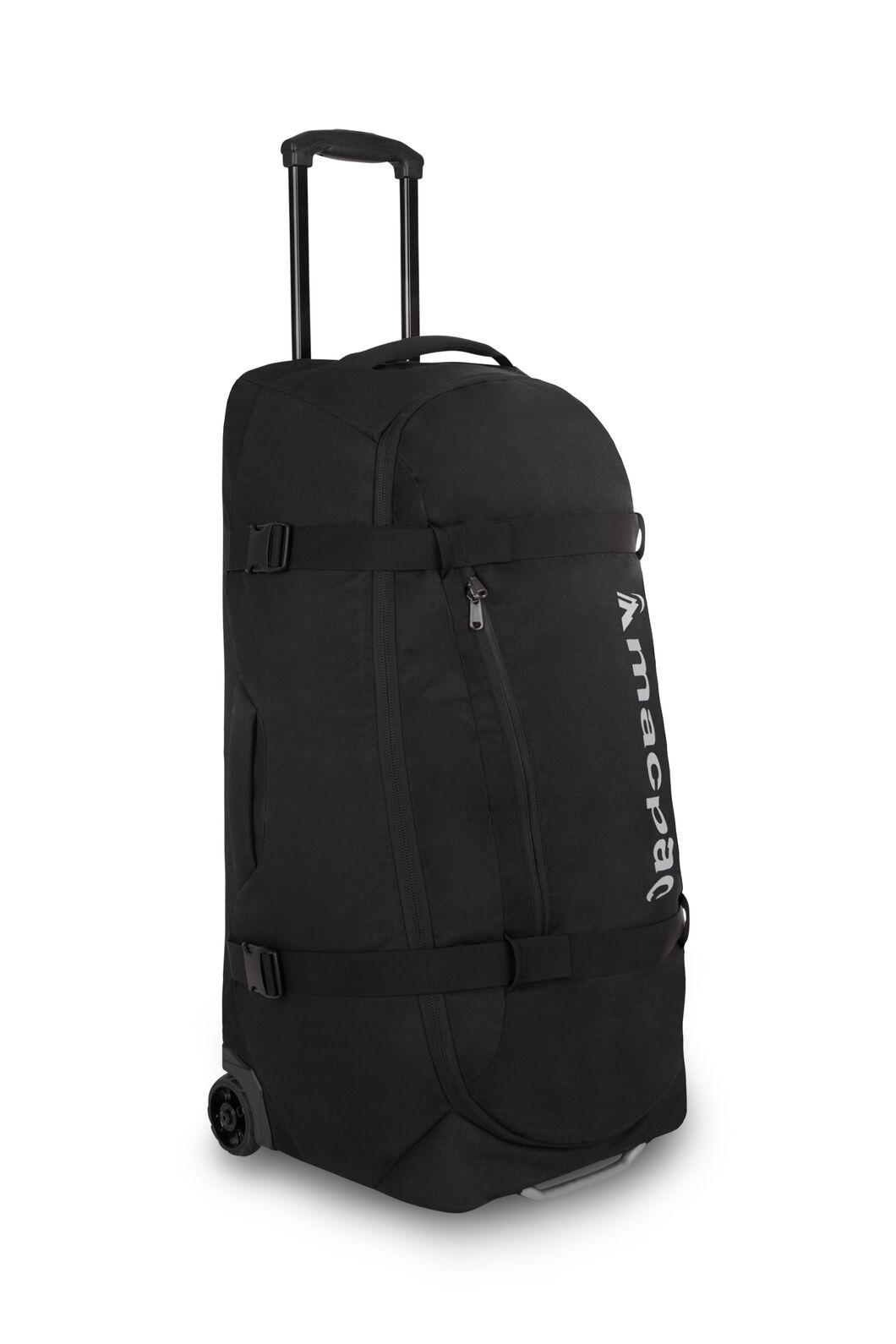 Macpac Global 80L Travel Bag, Black, hi-res