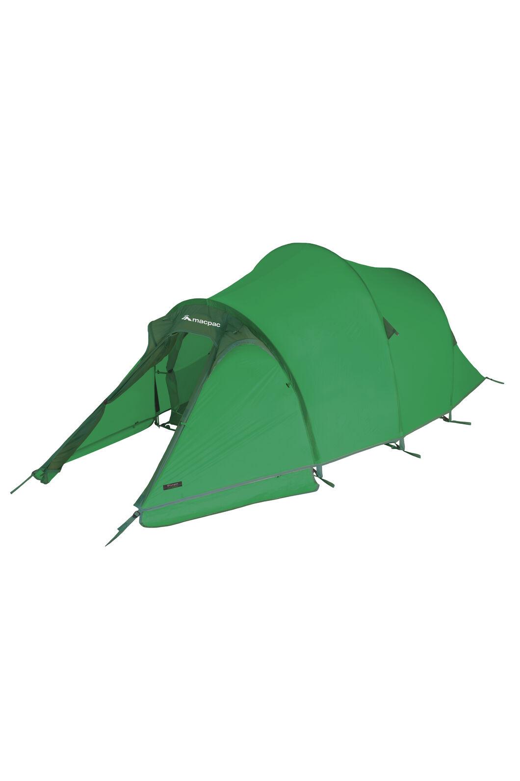 Macpac Olympus Alpine Tent, Kiwi, hi-res