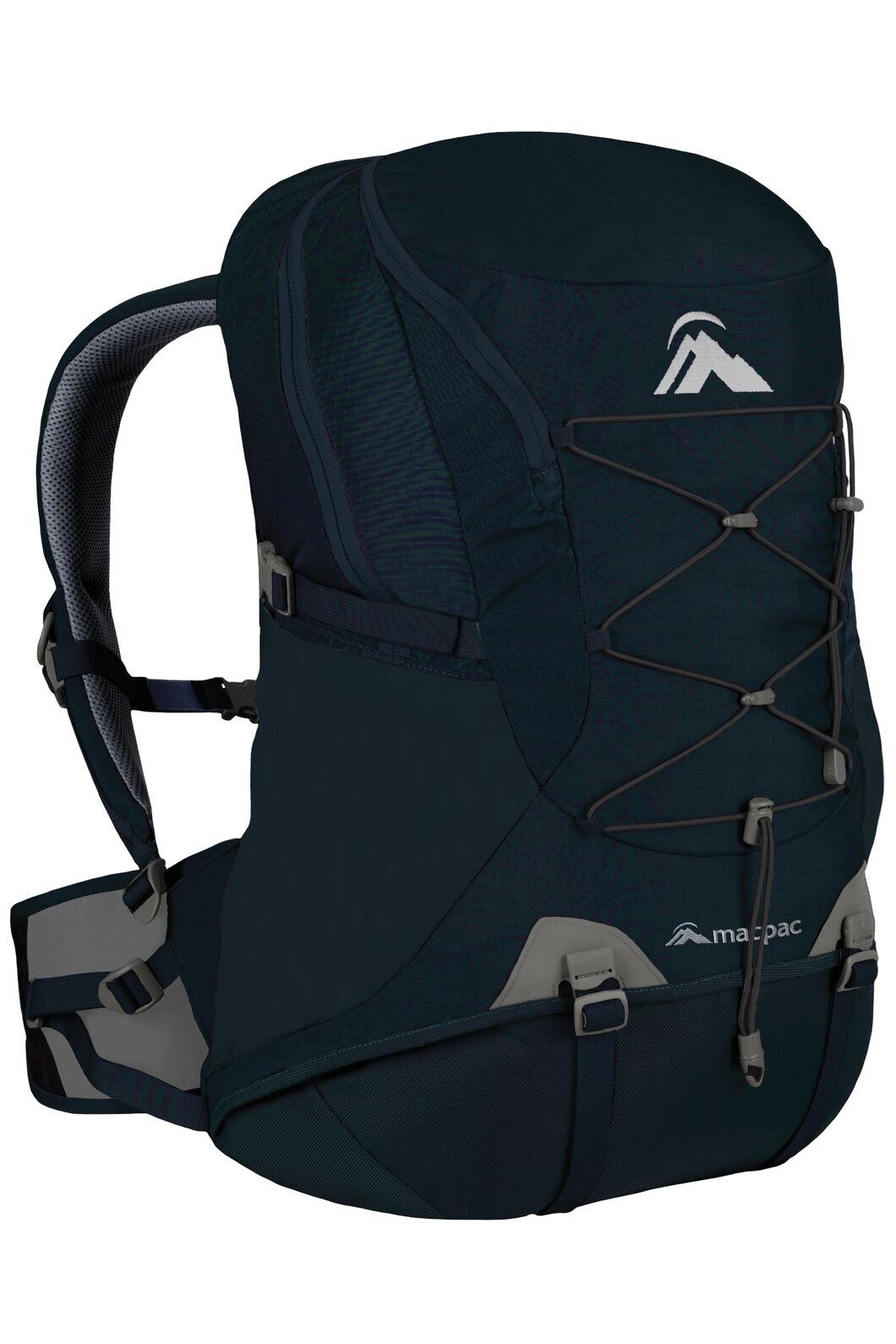 Macpac Voyager 35L Pack, Carbon, hi-res