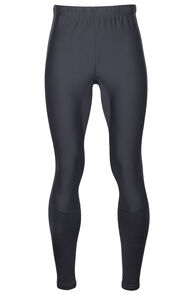 Traverse Fleece Tights - Men's, Black, hi-res